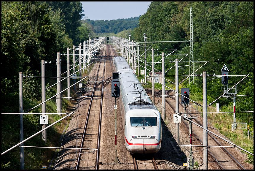 ICE 640/650 bei Nennhausen