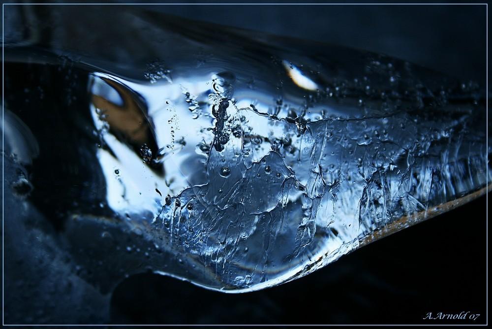 Ice Age - oder Eiskunst auch im Wasserfass (1)