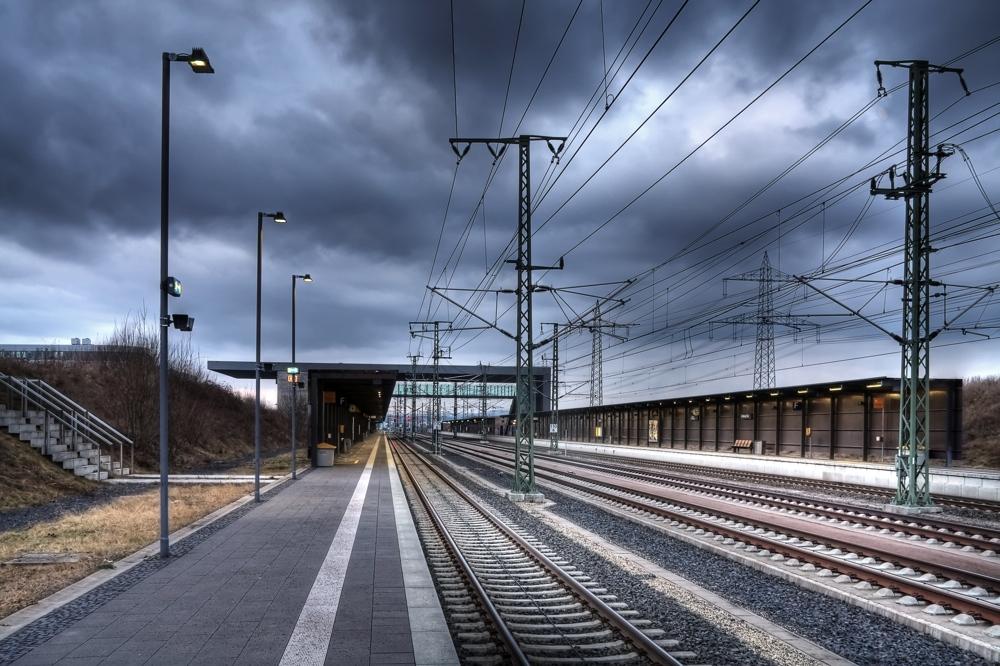 ICE Bahnhof Limburg-Süd
