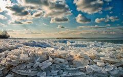Ice Blockage