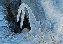 Ice Blue Monday