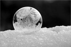 Ice Bubble...