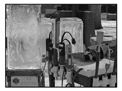 Ice Carving Series 1 Tools of the trade