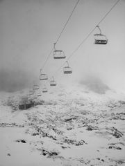Ice Chairlift