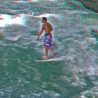 Ice Creek Surfer 3D