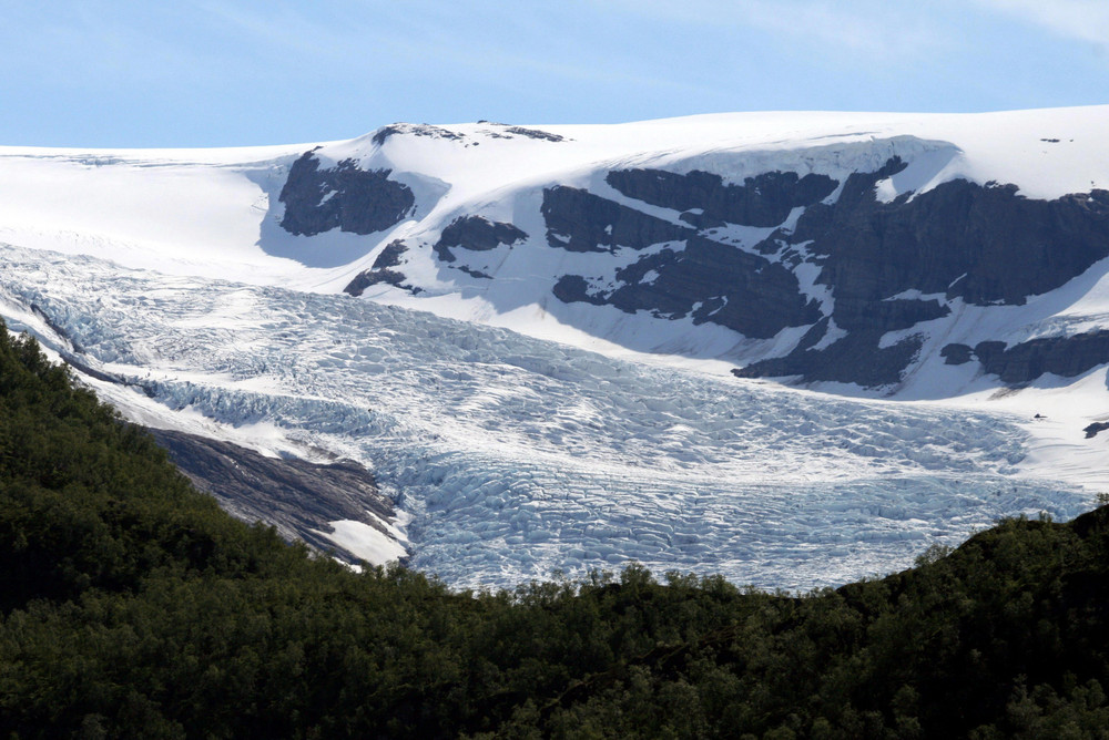 ICE - Gletscher