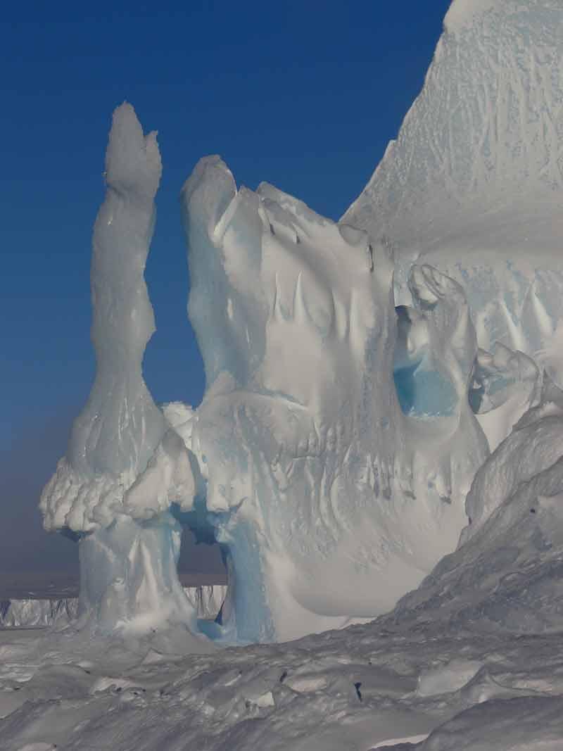 iceberg naturel