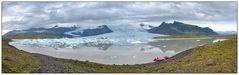 Iceland, Fjalljökel Glacier Lagoon