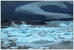 Iceland, Fjalljökel Glacier Lagoon #2