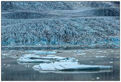 Iceland, Fjalljökel Glacier Lagoon #3