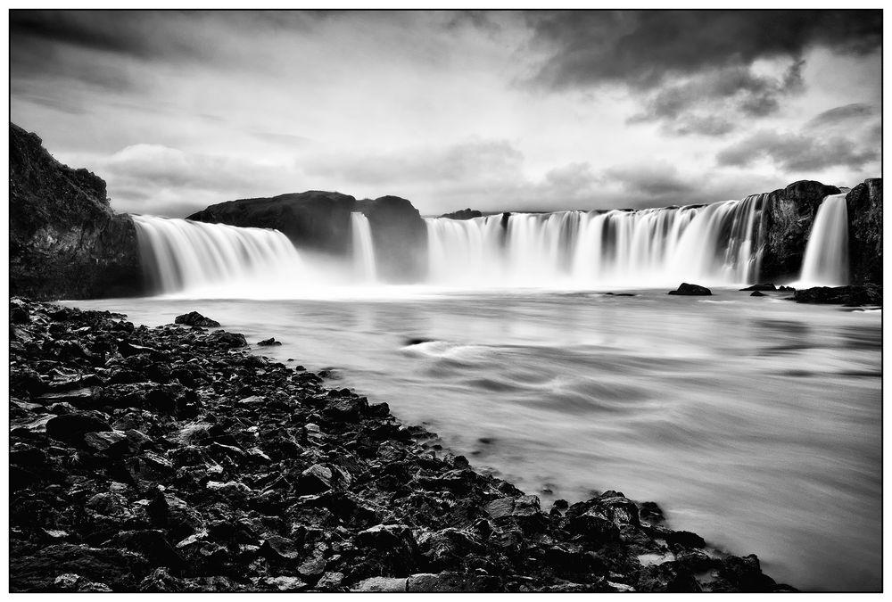Iceland, Goðafoss Waterfall #1