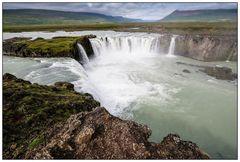 Iceland, Goðafoss Waterfall #2