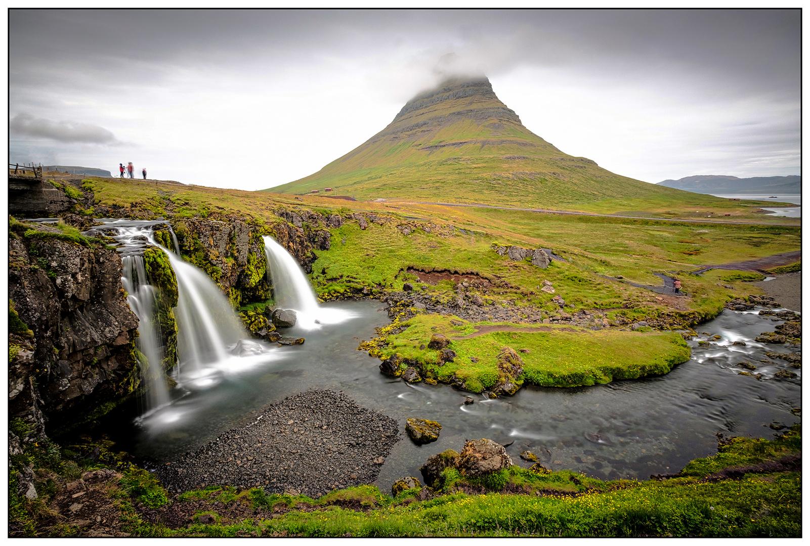 Iceland, Kirkjufjell Mountain