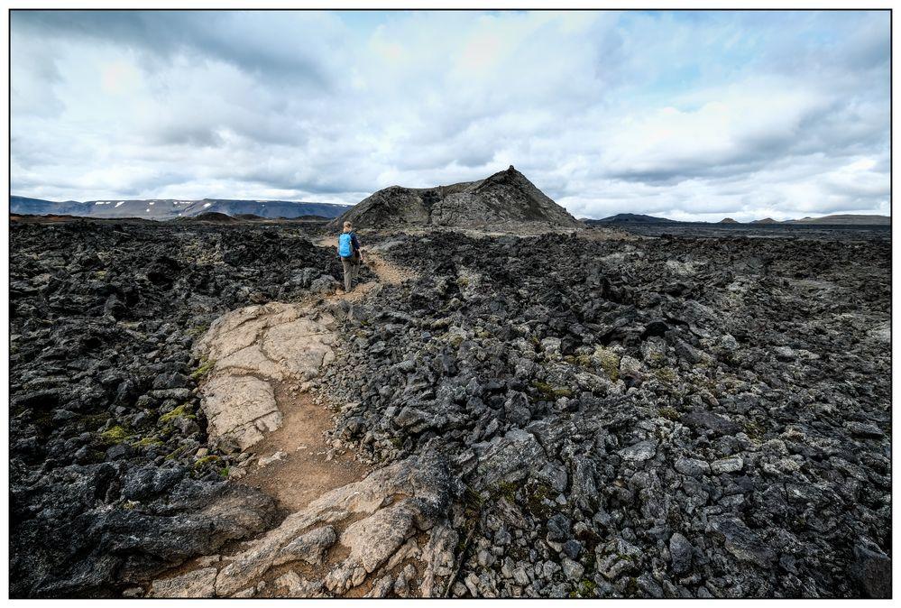 Iceland, Krafla Lavafield #2