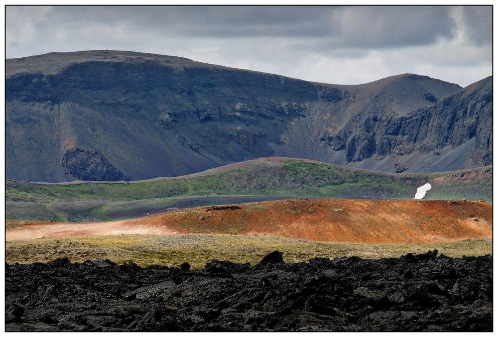 Iceland, Krafla Lavafield #3