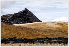 Iceland, Krafla Lavafield #4