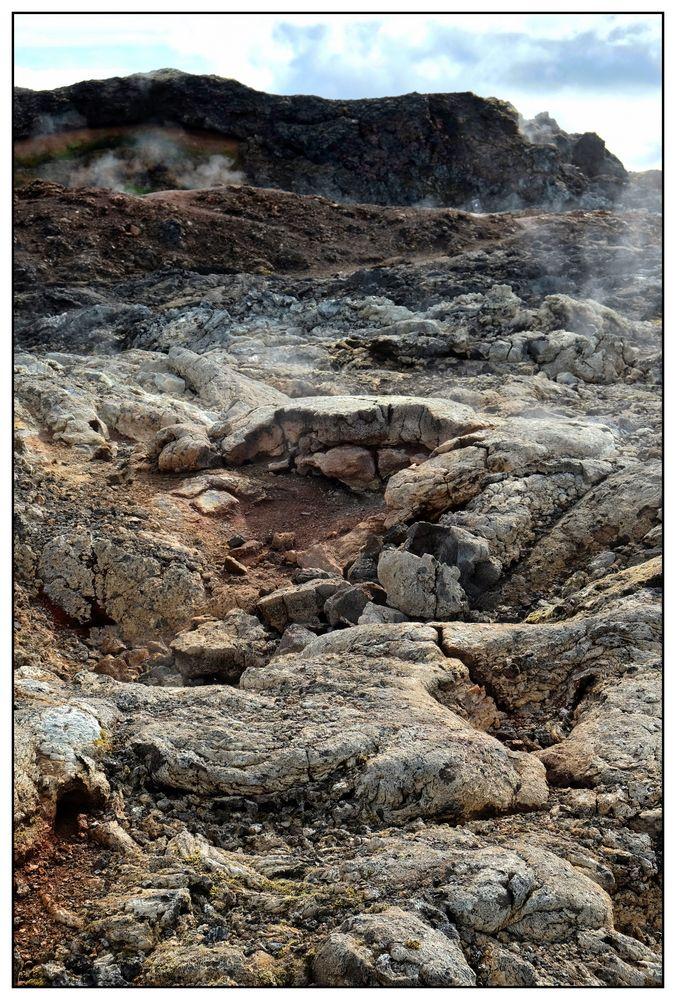 Iceland, Krafla Lavafield #8