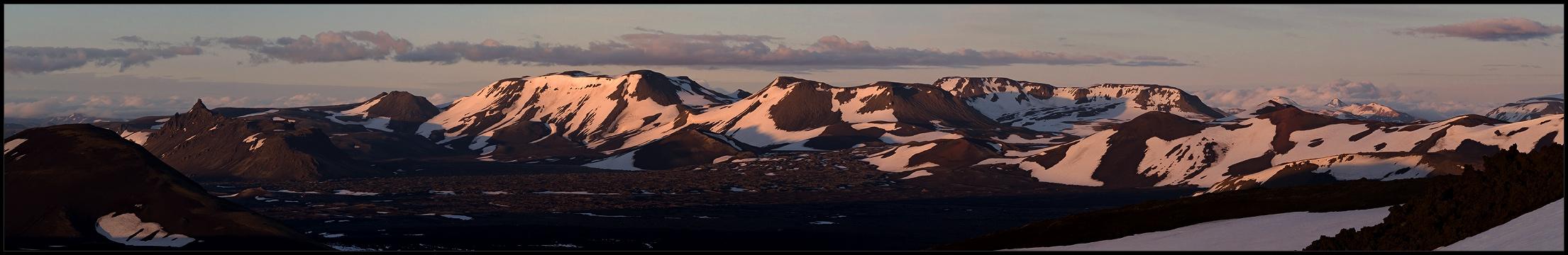 [ Icelandic sunset ]