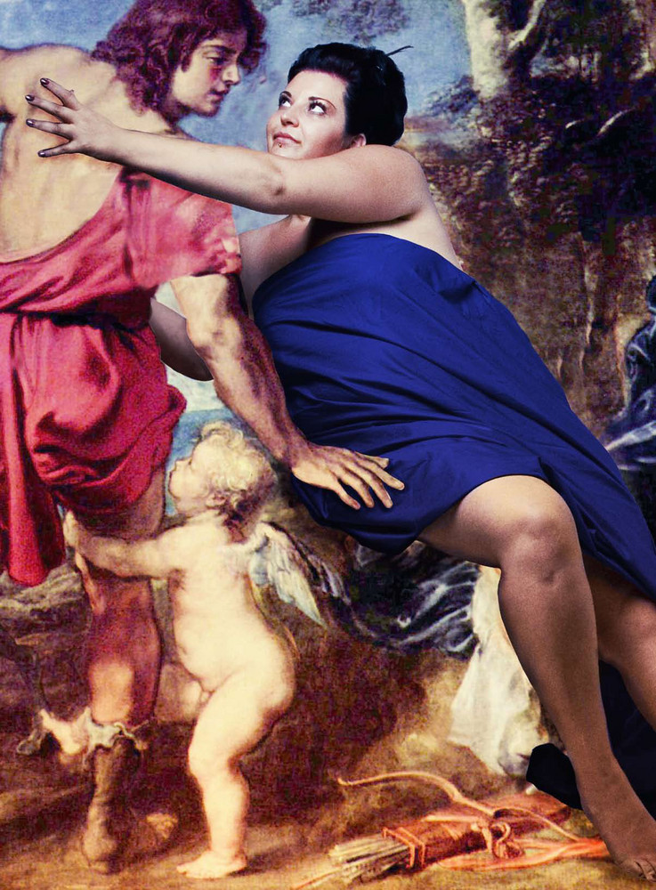 Rubensfrauen bilder