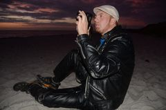 Ich auf Fotosuche ( Fotograf Christian Skerka )