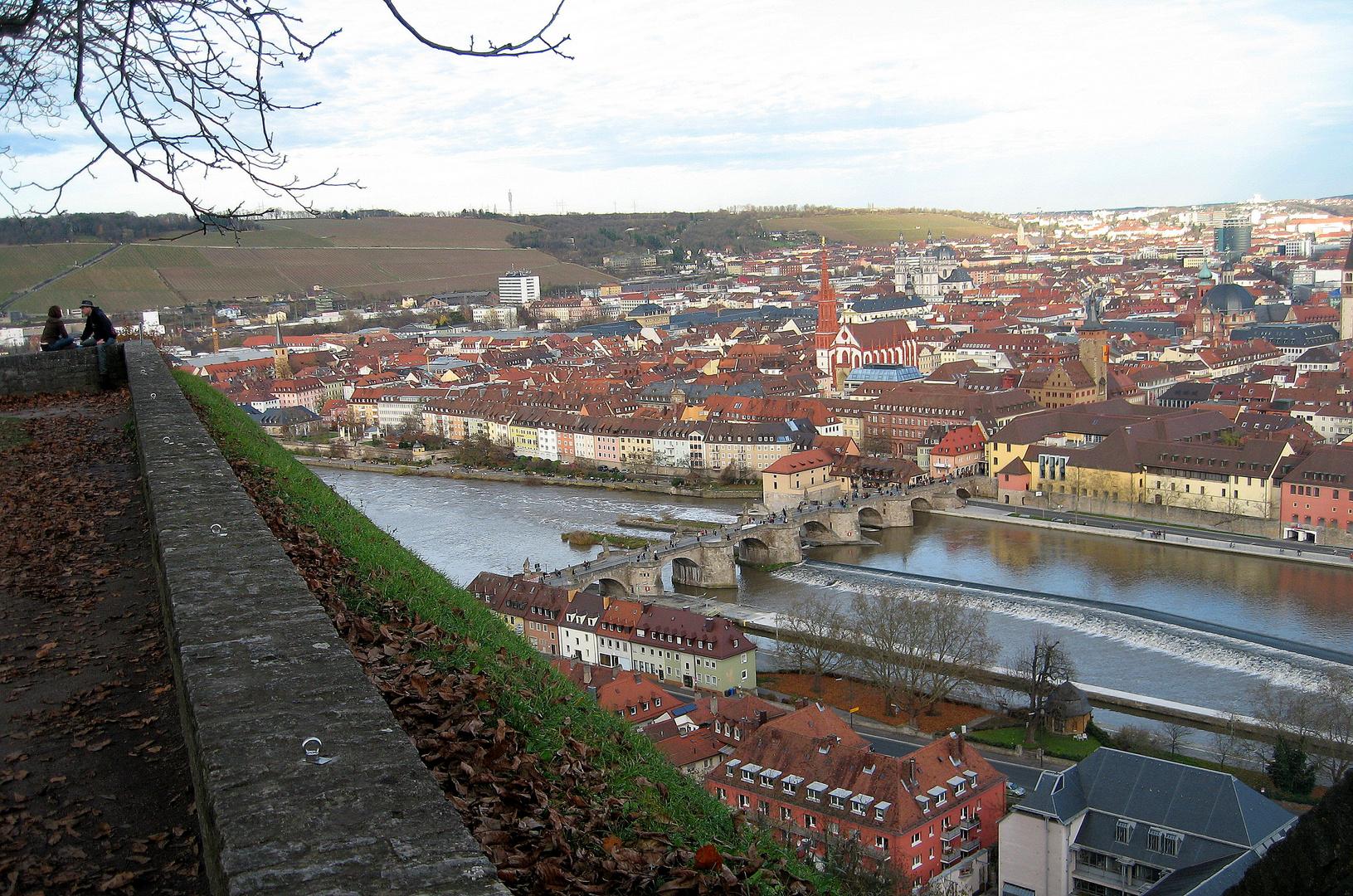 ich bau dir eine Würzburg...