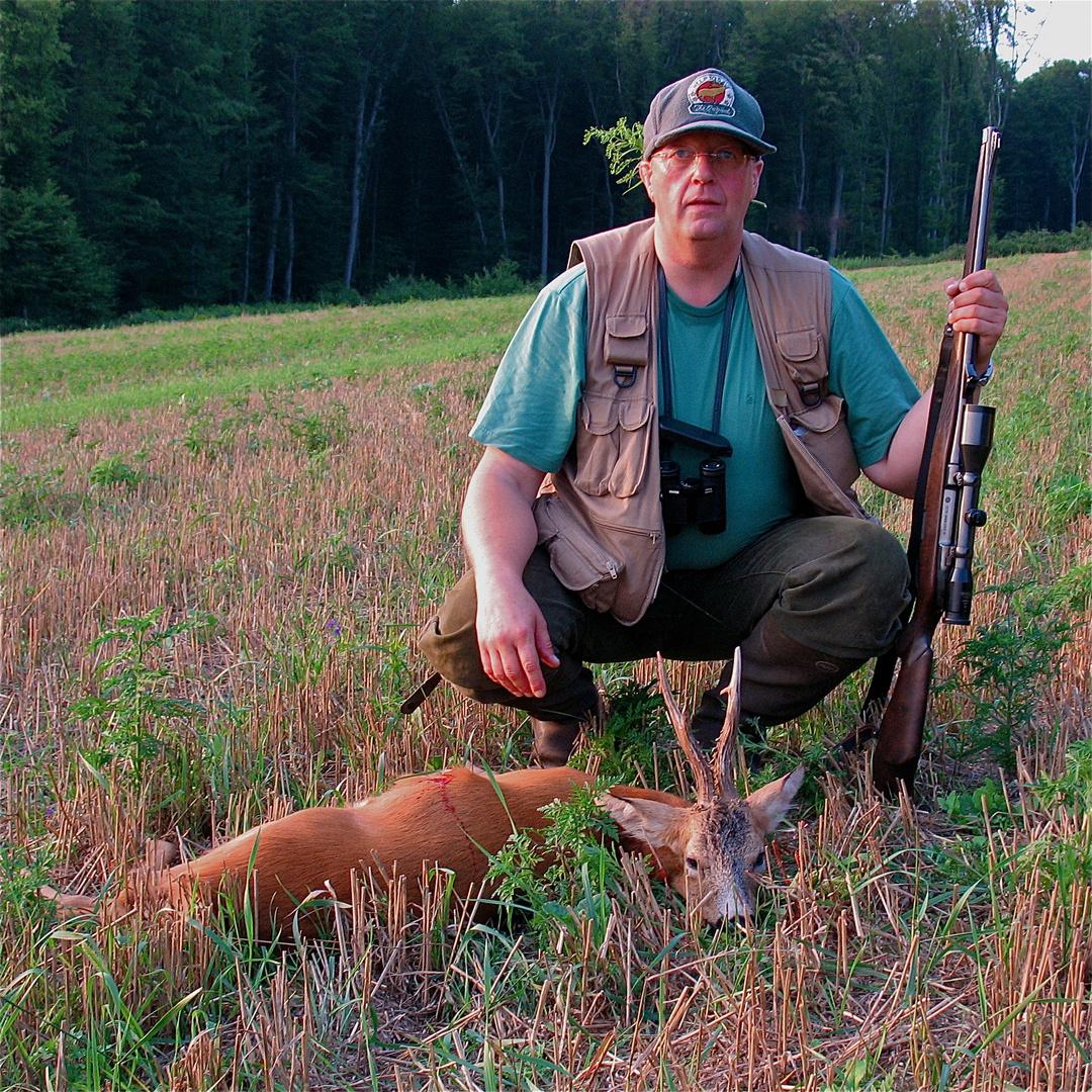 ICH BIN ABSOLUTER JAGDGEGNER , . . . (Plädoyer für die Jagd, § 1)