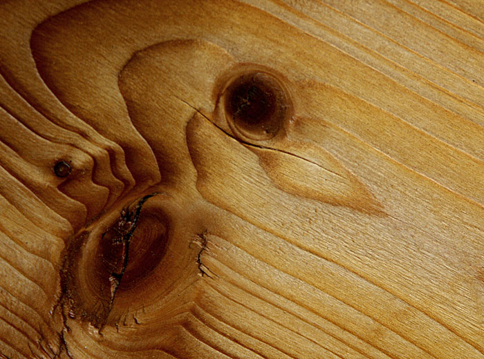 Ich bin der schreckliche Holzdämon..