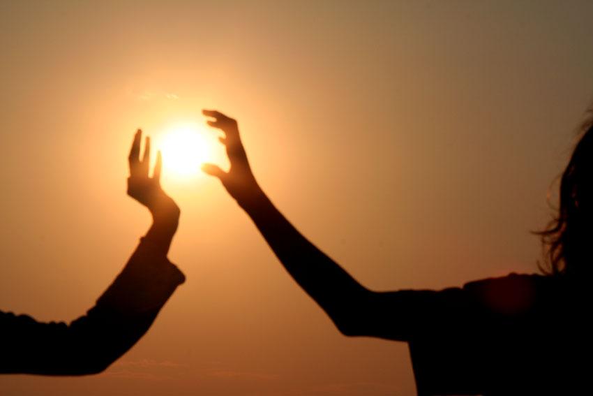 Ich fang die Sonne