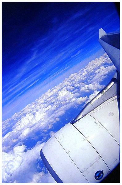 Ich flieg nach London...