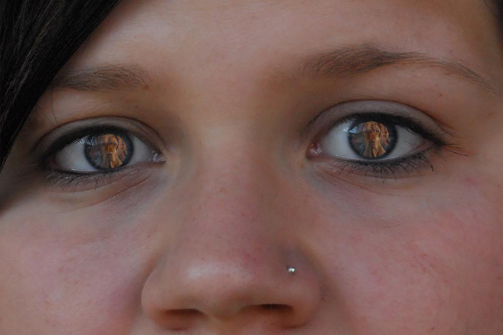 ich hab Dich im Auge