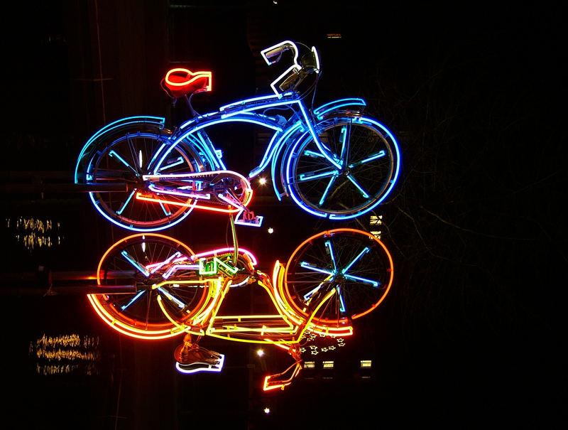 Ich hab Licht am Fahrrad - Du auch ???