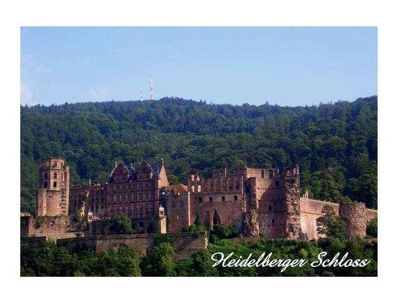 Ich hab mein Herz in Heidelberg verloren...