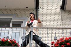 Ich habe Elvis gesehen !