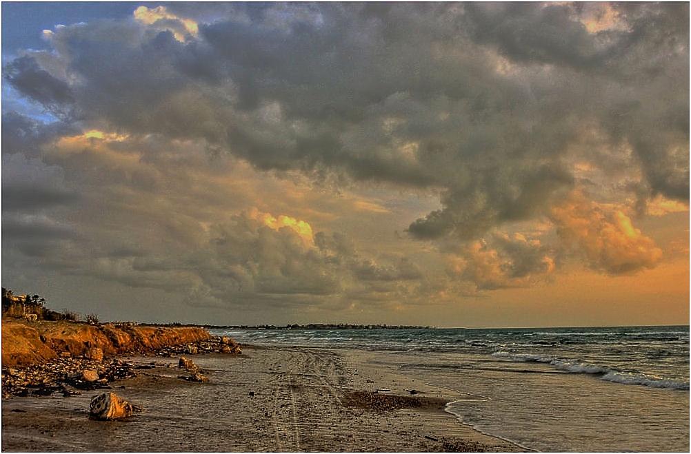 ~~Ich habe Sehnsucht nach Wolken und Meer~~