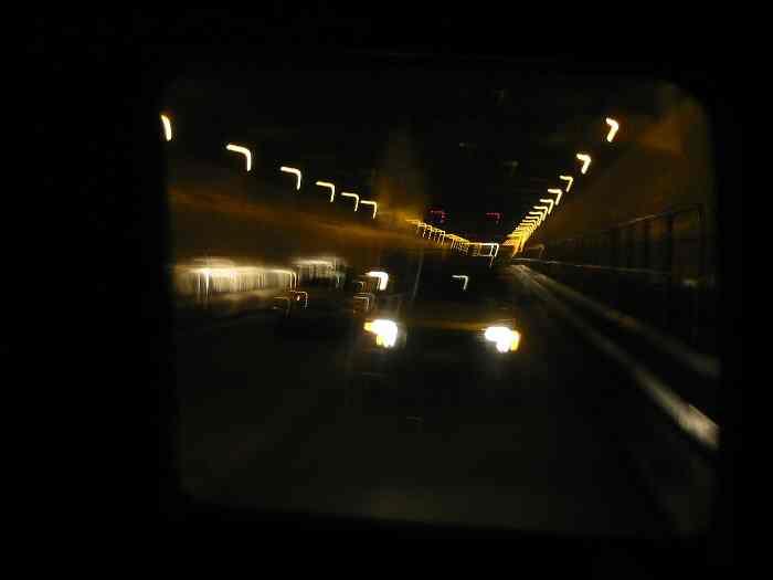 ich hasse Tunnel