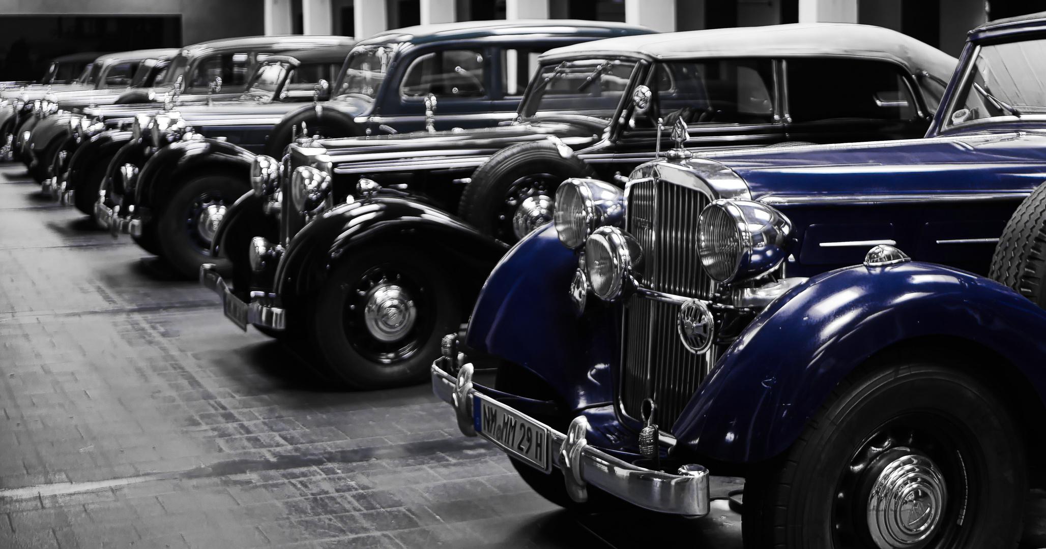 ich hatte nur noch blaue farbe!!! maybach foto & bild   autos