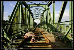 Ich hör den Zug kommen ...  - Hear my train a comin ...