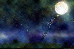 ich hol dir das Mondlicht ----------