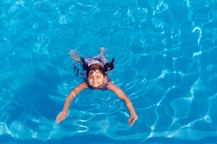 Ich kann schon , sogar gut schwimmen !