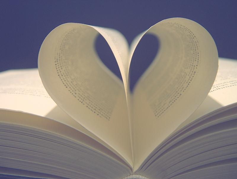 ich liebe Bücher