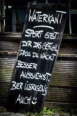 Ich liebe den Norddeutschen Humor ;-)