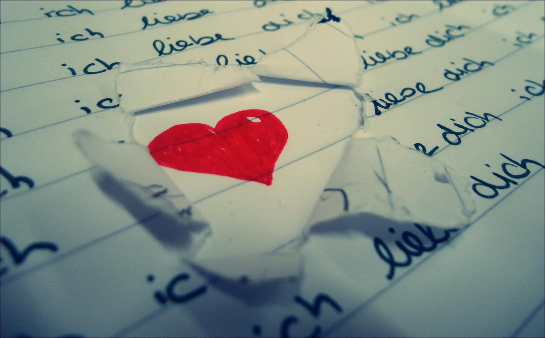 ich liebe dich Foto & Bild   stillleben, herz, liebe