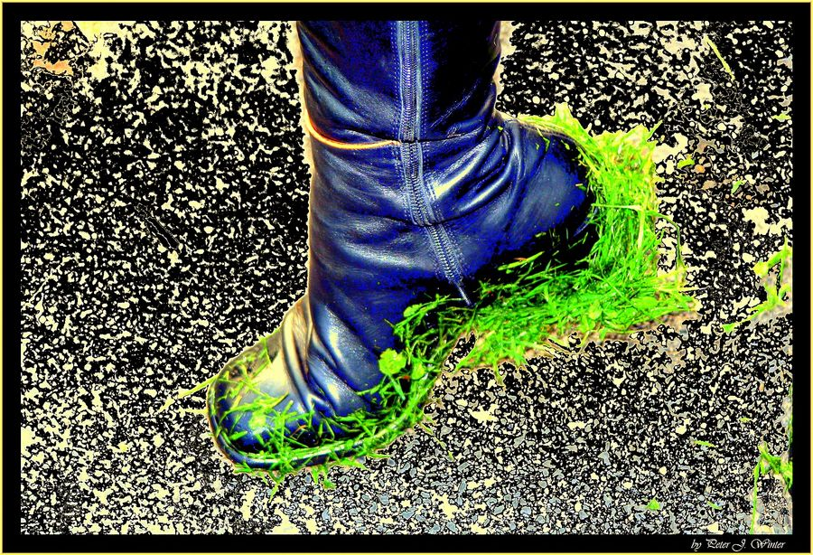 Ich mag den Stiefel! Du auch?