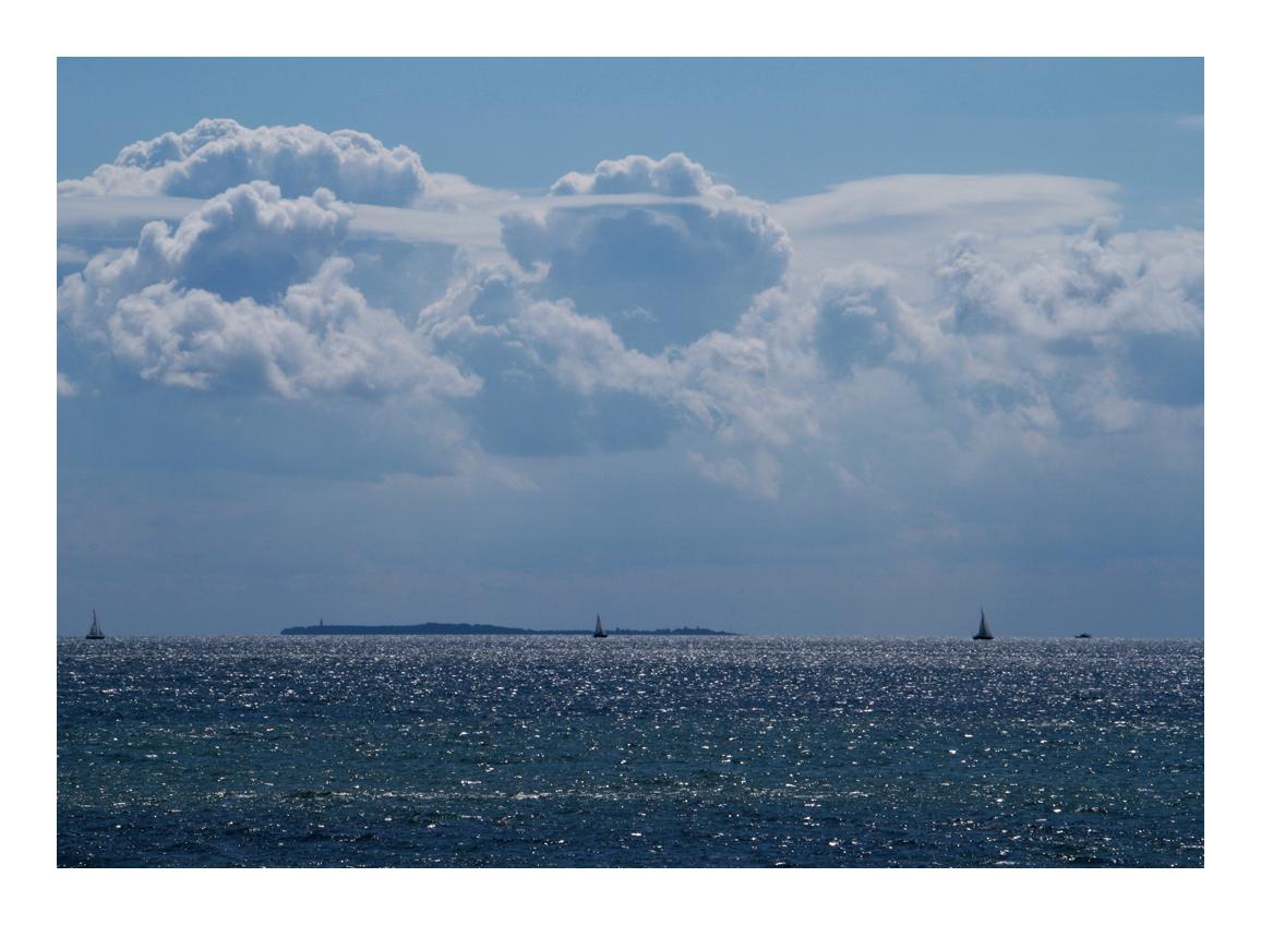 ich möchte das Meer sehen