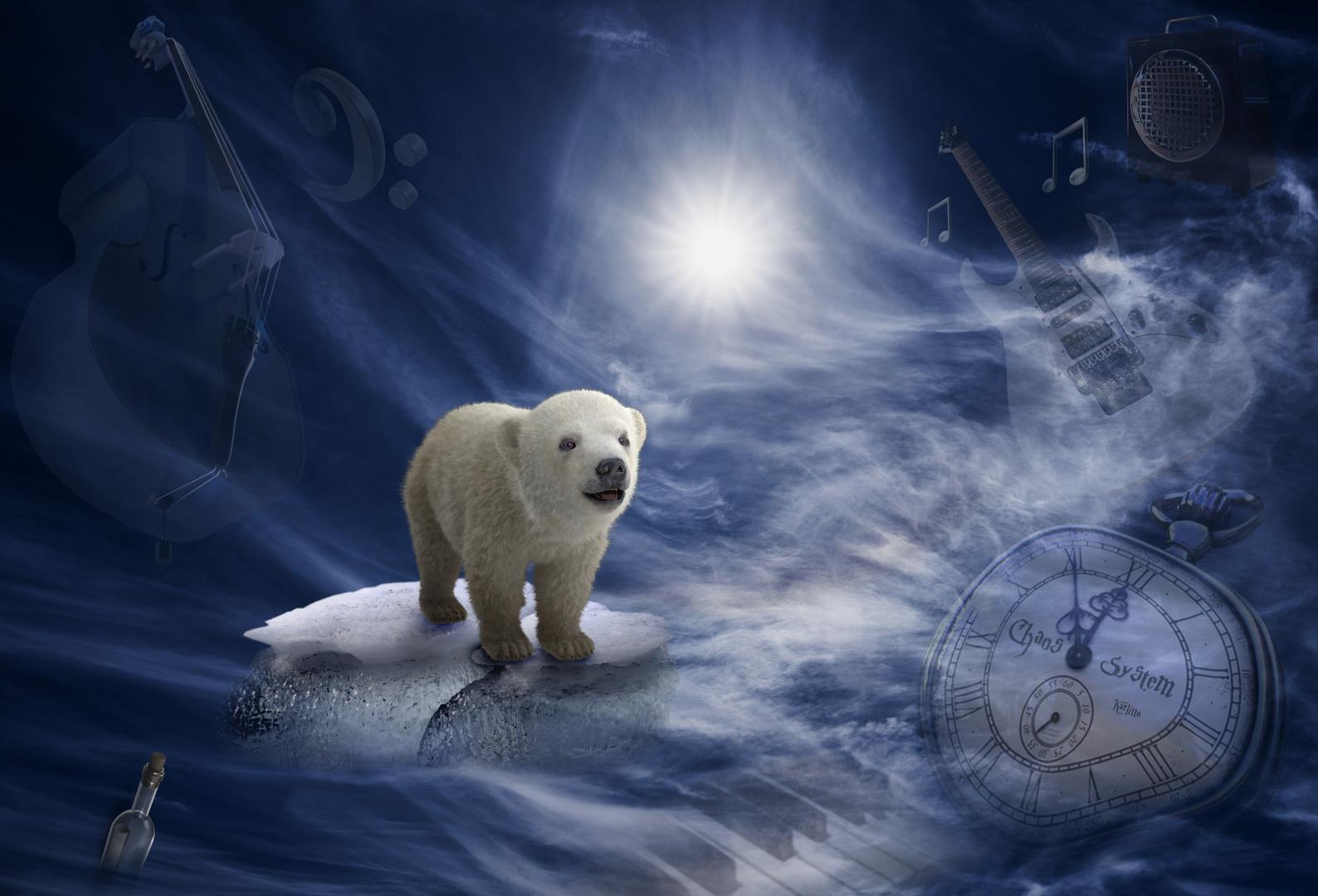 Ich möchte (k)ein Eisbär sein