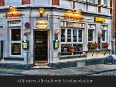 Ich nehme Euch mit, auf eine kleine Stadtführung durch Münster......