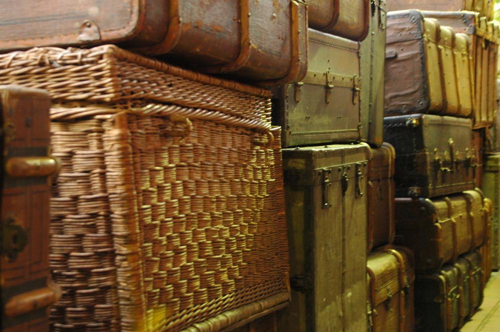 ich packe meinen Koffer und nehme mit... - Technisches Museum Berlin