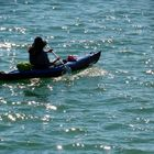 Ich paddle nach Peru...