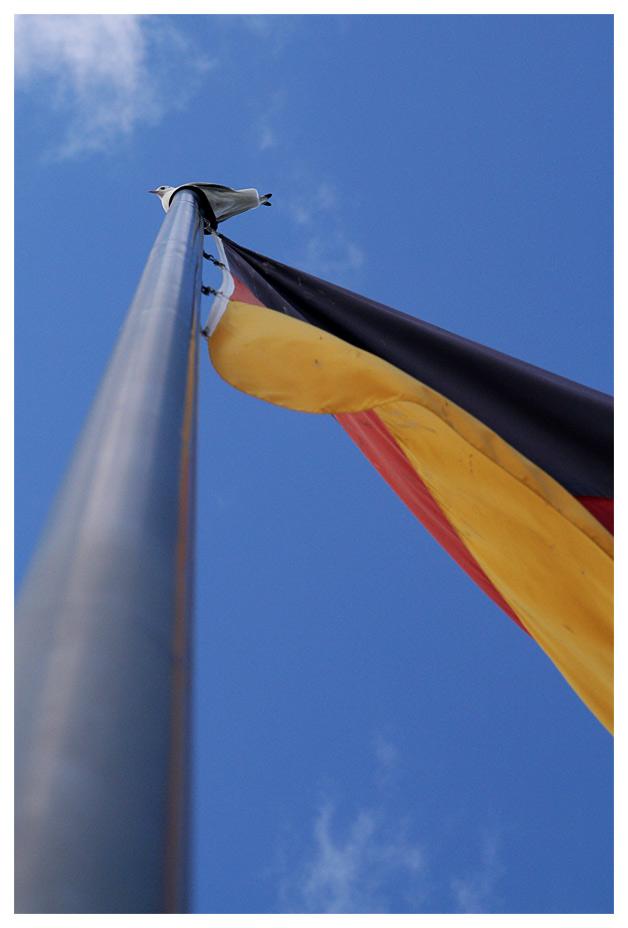 Ich sch*** auf Deutschland