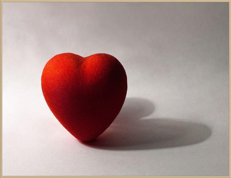 Ich schenke Ihnen mein Herz!